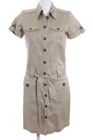 Mexx Blusenkleid beige Street-Fashion-Look