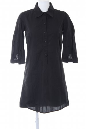 Mexx Blusenkleid schwarz Elegant