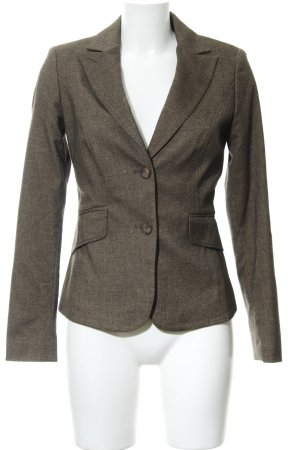 Mexx Boyfriend Blazer grey brown-light brown flecked Brit look