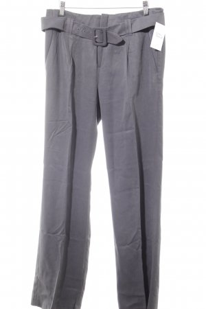 Mexx Bundfaltenhose anthrazit Casual-Look