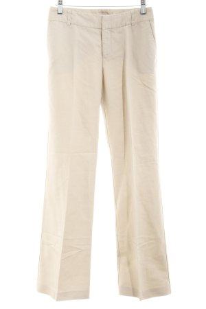 Mexx Bundfaltenhose beige schlichter Stil