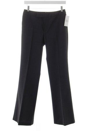 Mexx Pantalon à pinces gris foncé style d'affaires