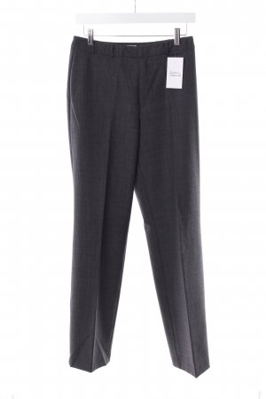 Mexx Bundfaltenhose grau meliert Business-Look