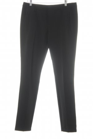 Mexx Bundfaltenhose schwarz Business-Look