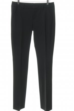 Mexx Bundfaltenhose schwarz Elegant