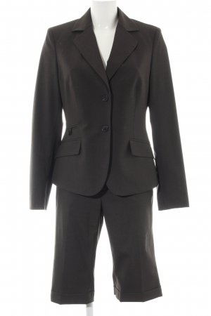 Mexx Business Suit brown flecked business style