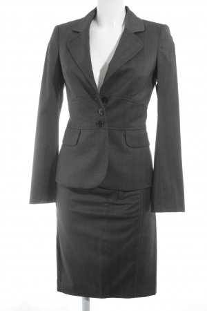 Mexx Costume business noir-blanc style d'affaires