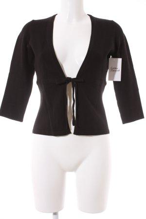 Mexx Cardigan schwarz klassischer Stil