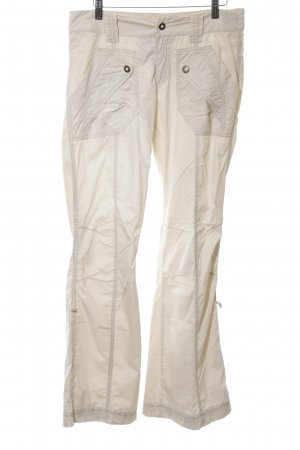 Mexx Cargo Pants natural white casual look