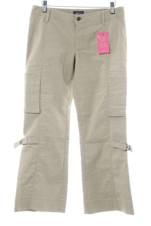 Mexx Pantalone cargo color cammello stile casual