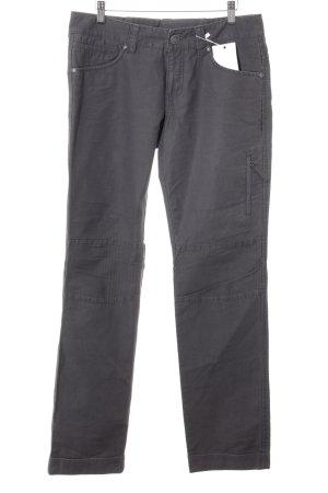 Mexx Pantalone cargo grigio scuro stile casual