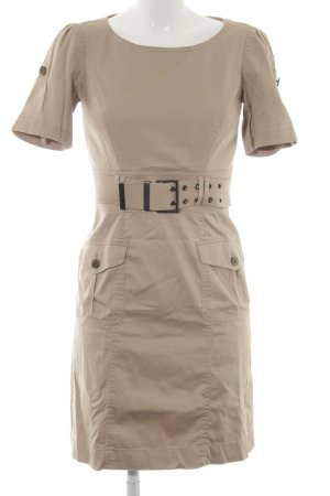 Mexx Cargo Dress beige casual look