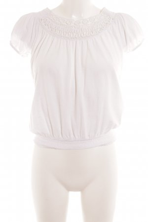 Mexx Carmen Shirt white casual look