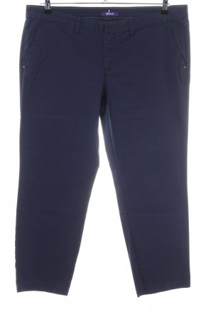 Mexx Chinohose blau Casual-Look