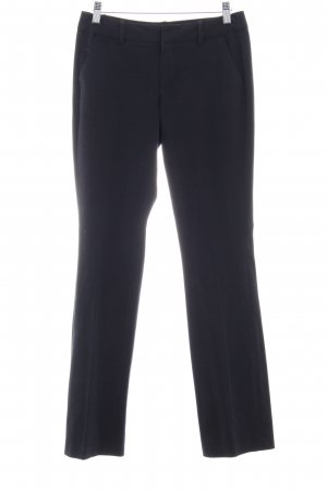 Mexx Chinohose blau-dunkelblau Business-Look