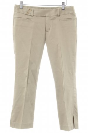 Mexx Chinohose creme Business-Look