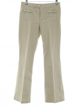 Mexx Chinohose hellgelb Business-Look