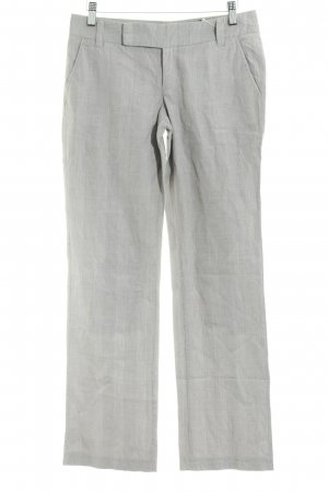 Mexx Chinos light grey-grey check pattern casual look