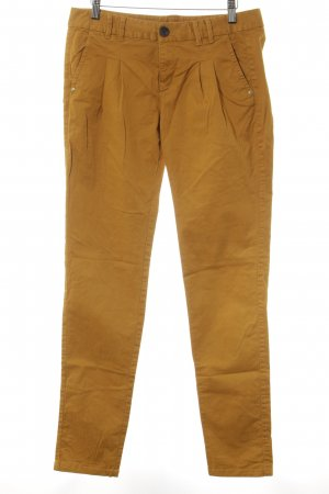 Mexx Chinohose hellorange Casual-Look