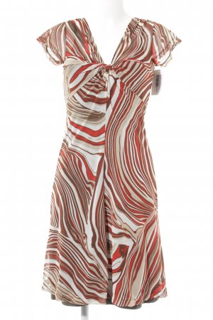 Mexx Cocktailkleid abstraktes Muster Elegant