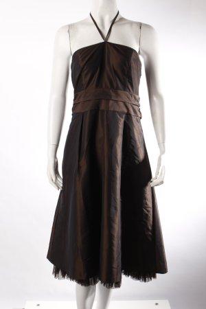 Mexx cocktail dress dark brown