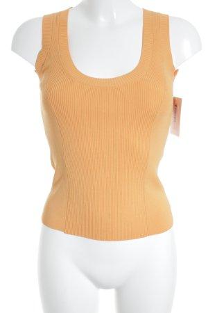 Mexx Cropped Top orange schlichter Stil