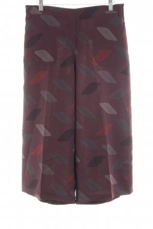 Mexx Culottes grafisches Muster Casual-Look