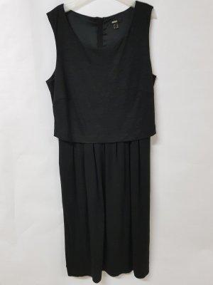 Mexx Vestido estilo camisa negro