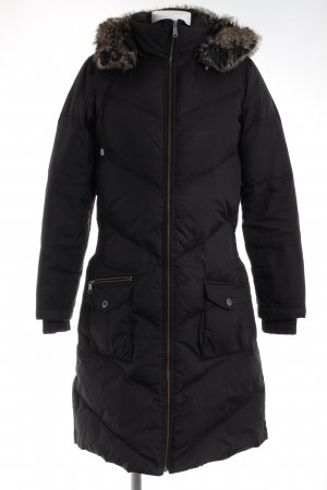 Mexx Down Coat black fluffy
