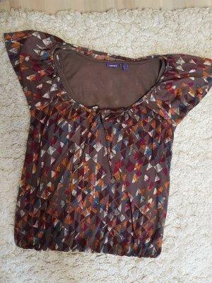 Mexx Doppellayer Shirt mit Bändchen  XS
