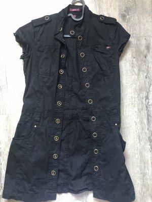 XX BY MEXX Abito blusa camicia nero