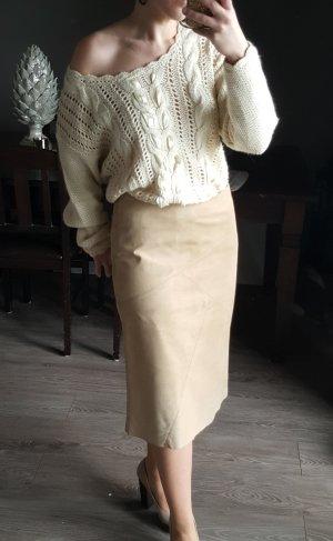 Mexx Falda de cuero multicolor Cuero