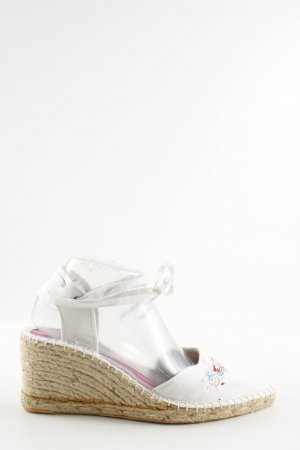 Mexx Espadrille Sandals white casual look