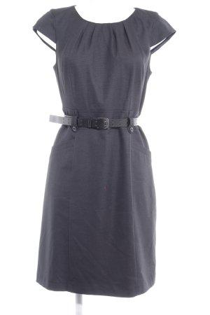Mexx Robe fourreau gris foncé-gris motif de tache style d'affaires