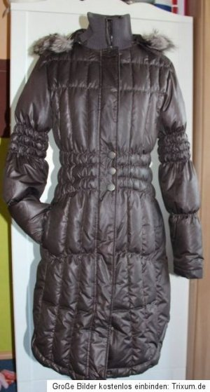 Mexx Down Coat brown