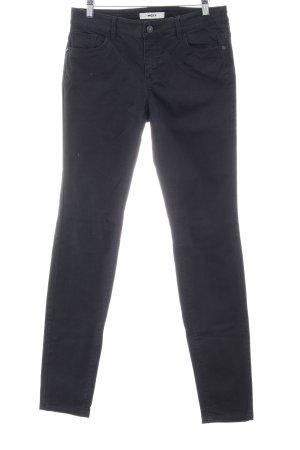 Mexx Pantalone cinque tasche nero stile casual