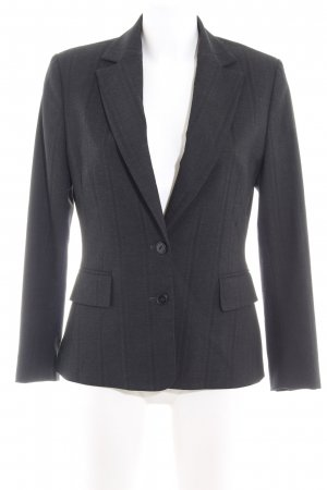 Mexx Tailcoat black striped pattern business style