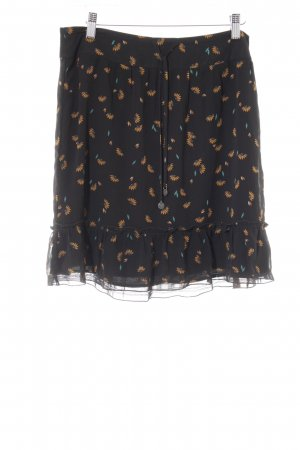 Mexx Godet Skirt floral pattern casual look