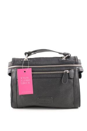 Mexx Handtasche schwarz Business-Look