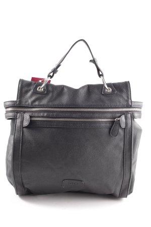 Mexx Handtasche schwarz Casual-Look