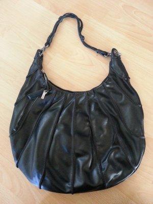 Mexx Handtasche schwarz Beutel