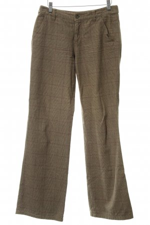 Mexx High-Waist Hose Glencheckmuster Business-Look