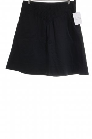 Mexx High Waist Rock schwarz Casual-Look
