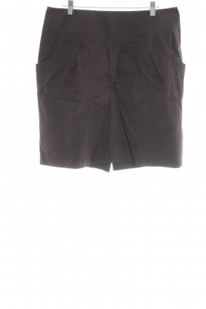 Mexx High Waist Rock taupe Casual-Look