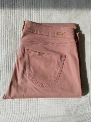 Mexx Pantalón elástico rosa Algodón