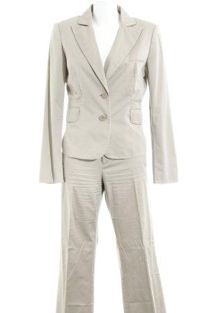 Mexx Traje de pantalón beige estilo «business»