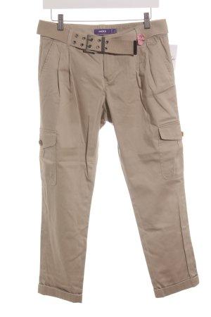 Mexx Trouser Suit beige business style
