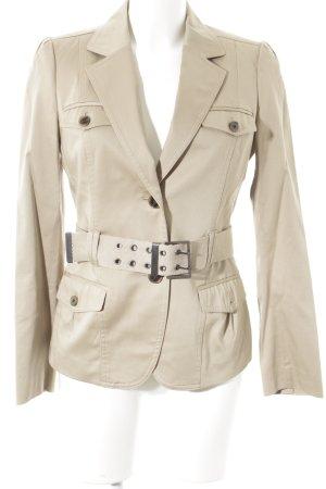 Mexx Trouser Suit beige casual look