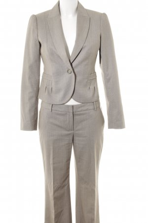 Mexx Hosenanzug beige-creme meliert Business-Look