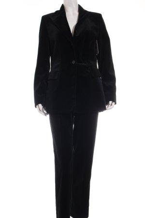 Mexx Tailleur-pantalon noir style décontracté
